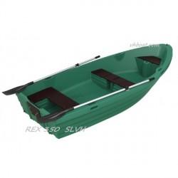 Plastový člun REX